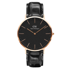 CLASSIC BLACK READING 40 ROSE GOLD