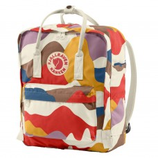 Fjallraven Kanken Art Spring Landscape Backpacks