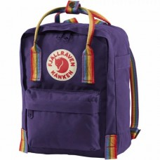 Fjallraven Kanken Rainbow Mini Backpacks