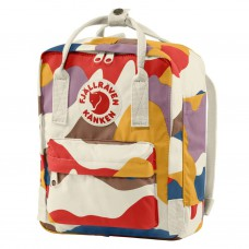 Fjallraven Kanken Art Mini Spring Landscape Backpacks