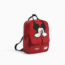 Zara Mickey Nylon Backpack
